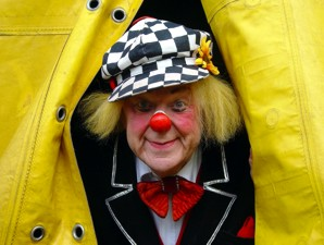 Oleg Popov Clown
